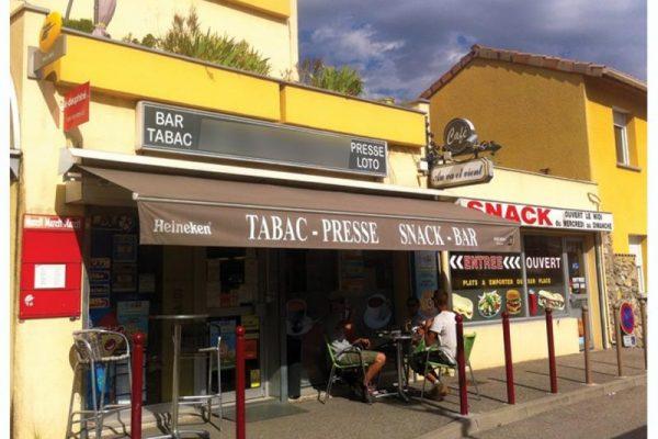 TABAC-PRESSE- FDJ 3 pièces –  m²