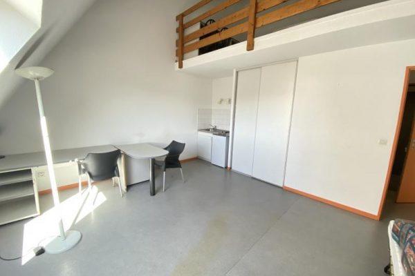 T2 2 pièces – 39 m²