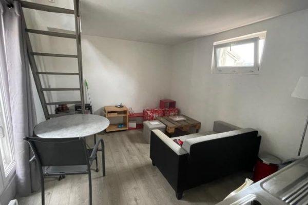 APPARTEMENT 2 pièces – 30 m²